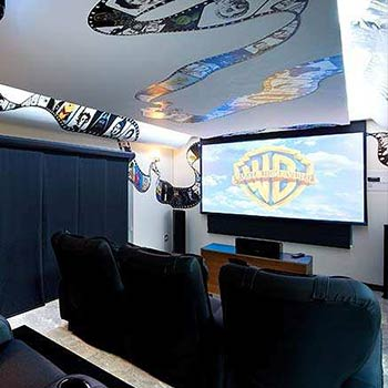 Complete Home Theater Integration
